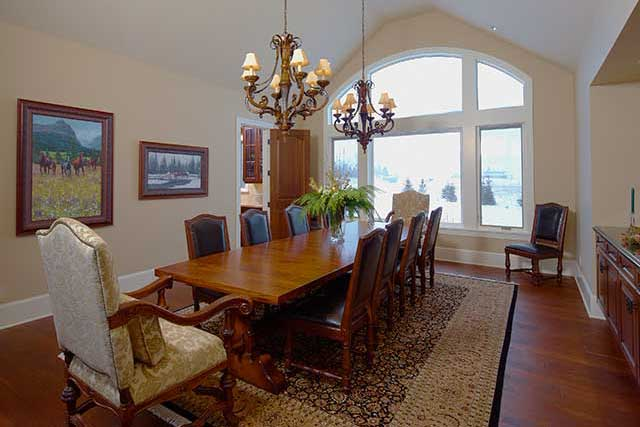 Knightsbridge Custom Livingroom