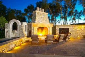 Knightsbridge Custom Backyard